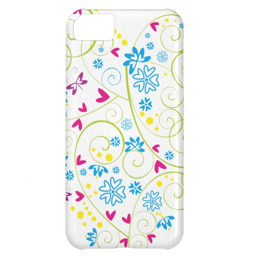 Valentines' Day - Hearted iPhone 5C Covers