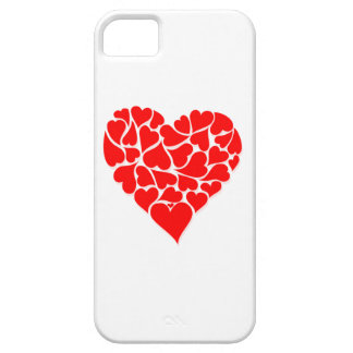 Valentine's Day Hearts iPhone 5 Cases