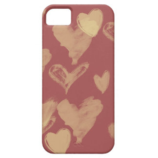 Valentines day hearts iPhone 5 case