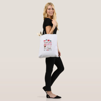 Valentine's Day Humor Cupcake Stud Muffin Tote Bag