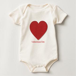 Valentine's Day Infant Baby Bodysuit