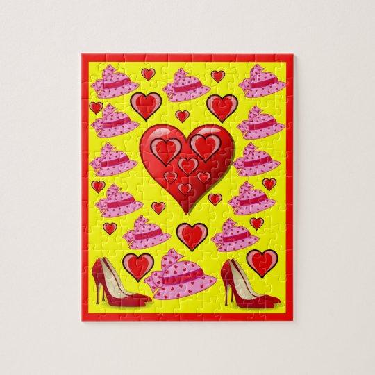 Valentine's Day Jigsaw Puzzle
