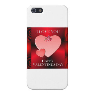 Valentine's Day Keepsakes Case For iPhone 5