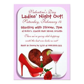 ladies night invitations - photo #13