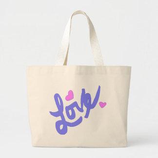 Valentine's Day Love Tote Bag