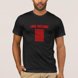 Valentine's Day Love Machine Tee Shirt