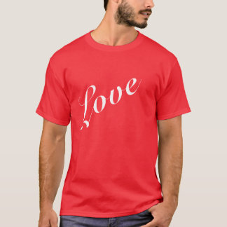 Valentine's Day Love Personalized T-Shirt