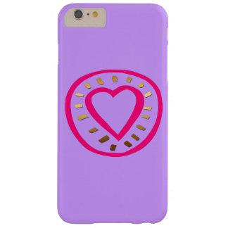 Valentine's Day - Modern Pink Heart 2 Iphone case