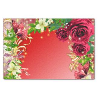 Valentine's Day Napkin Tissue Paper