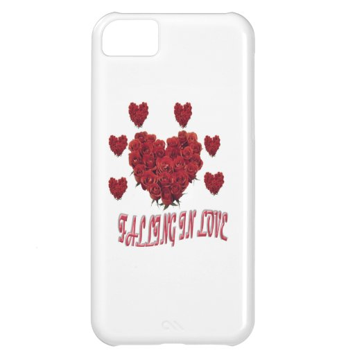 Valentine's Day of love Case For iPhone 5C