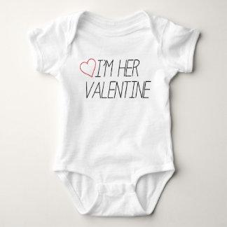 Valentine's Day Onsie Baby Bodysuit
