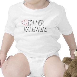 Valentine's Day Onsie Romper