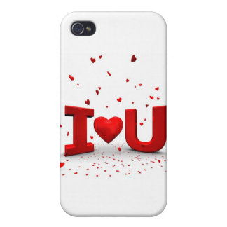 Valentine's Day Products Cover For iPhone 4