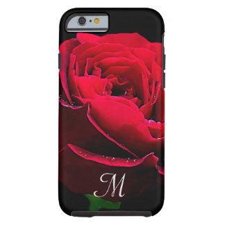 Valentines Day Red Rose Tough iPhone 6 Case