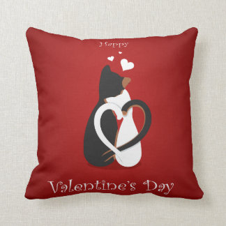 Valentine's Day Reversible Pillow