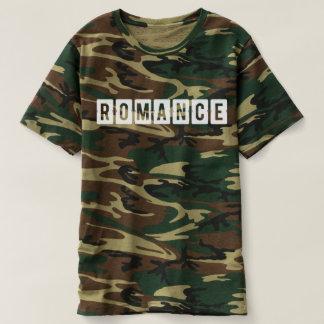 Valentine's Day Romance Camouflage T-Shirt