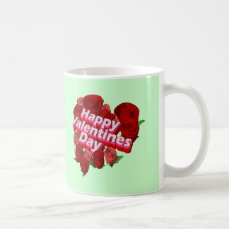 Valentine's Day Roses T-shirts and Gifts Mugs