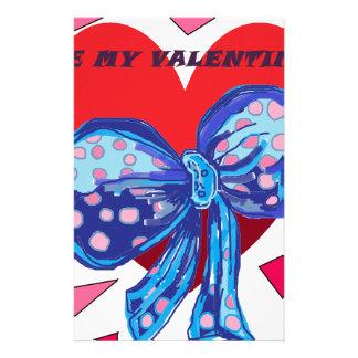 Valentine's Day Special Stationery Design