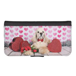 Valentine's Day - Tobey - Cocker Spaniel