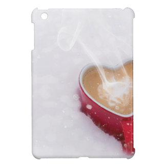 Valentine's Day Valentine Love Coffee Heart Mug iPad Mini Covers