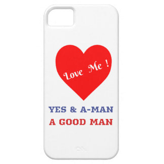 VALENTINES DAY YES AND AMEN  T-SHIRT CASE FOR THE iPhone 5