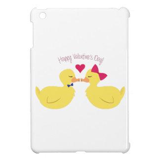 Valentines Ducks iPad Mini Cases