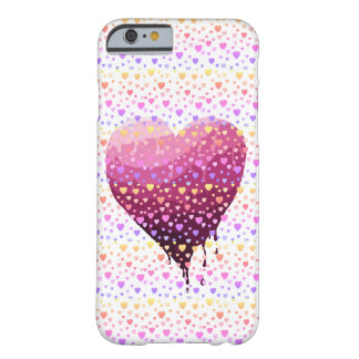 Valentine's Heart Barely There iPhone 6 Case