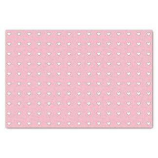 Valentine's Hearts Tissue Paper