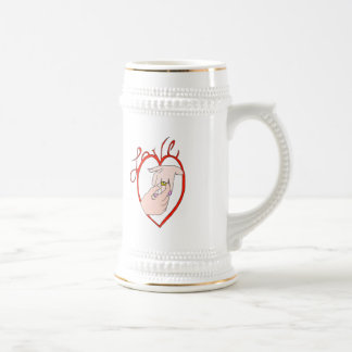 Valentines Love T-shirts and Gifts Coffee Mugs