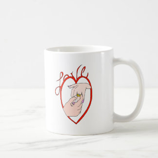 Valentines Love T-shirts and Gifts Mug