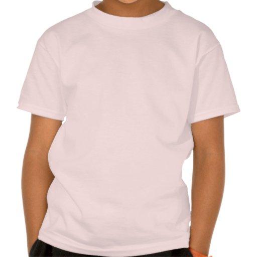 Valentines - Siberian Husky Silhouette T Shirt