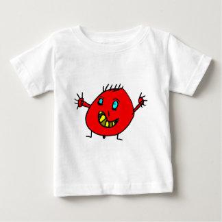 Valérian the nice monster - Axel City Baby T-Shirt