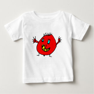 Valérian the nice monster - Axel City Baby T-Shirt