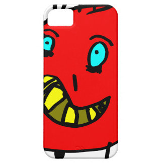 Valérian the nice monster - Axel City Case For The iPhone 5