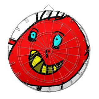 Valérian the nice monster - Axel City Dartboard