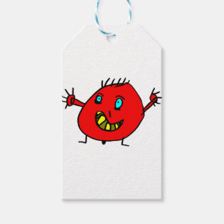 Valérian the nice monster - Axel City Gift Tags