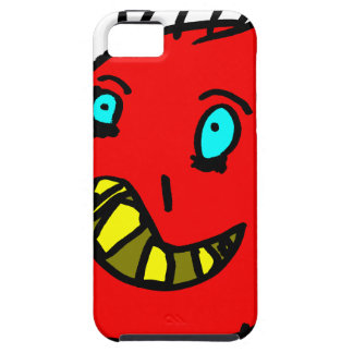Valérian the nice monster - Axel City iPhone 5 Cover