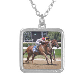 Valhalla Silver Plated Necklace