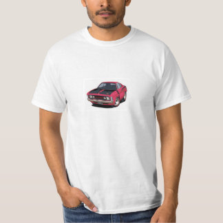 Valiant Charger E38 'Charlie' T-shirts