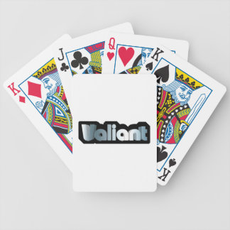 Valiant Poker Deck