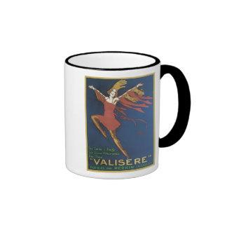 Valisere Lingerie Ad Coffee Mugs
