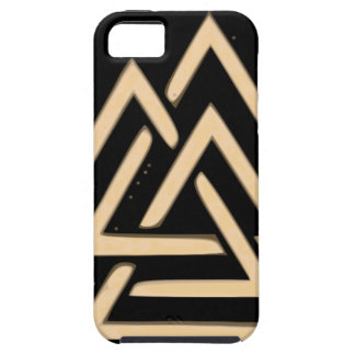 Valknut iPhone 5 Cases
