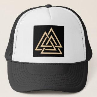 Valknut Trucker Hat