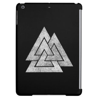 Valknut Viking Design Cover For iPad Air