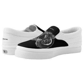 Valknut - Viking's raising Slip On Shoes
