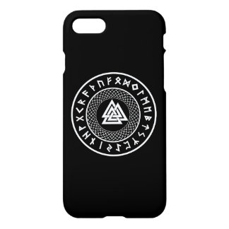Valknut - Wotans Knot - Odin Rune iPhone 7 Case