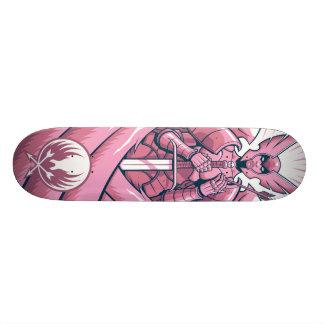 Valkyrie board - pink 19.7 cm skateboard deck
