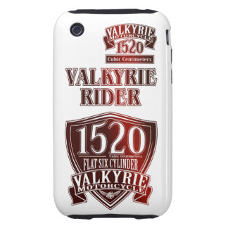 Valkyrie Motorcycle iPhone Case iPhone 3 Tough Cover