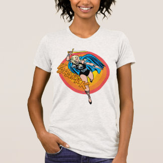 Valkyrie Swings Her Sword T-Shirt