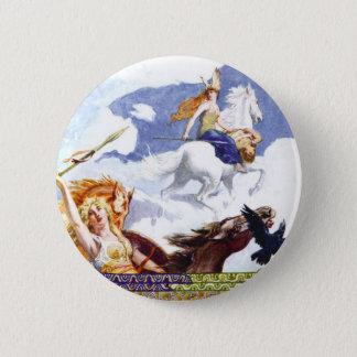 Valkyries 6 Cm Round Badge